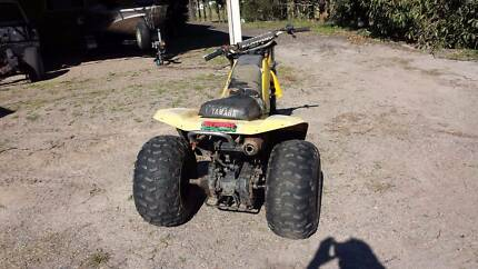 Yamaha 225cc 4 stroke Trike up for swaps jetski / bikes / cars?? Sackville North The Hills District Preview