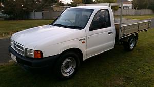 2001 Ford courier Bendigo Bendigo City Preview
