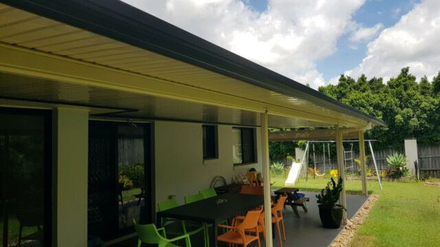 Patio awning colourbond | Building Materials | Gumtree ...