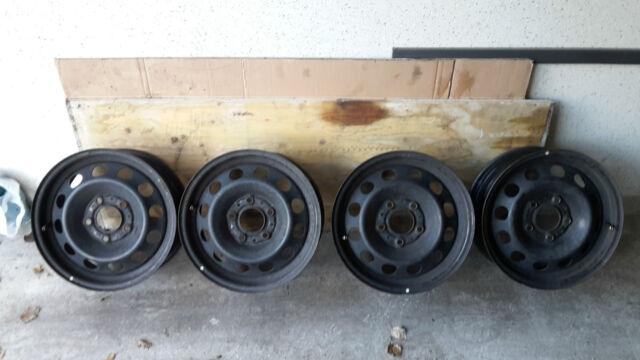 BMW  E46 Stahl 6.5 X 15 5 X 120 42 schwarz