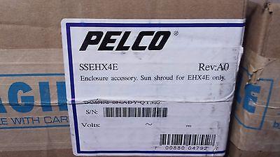 Pelco Ssehx4e Sun Shroud Shield For Use With Ehx4e Enclosure