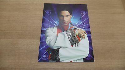 Prince : 21 Nights in London - O2 RARE Tour Programme 2007