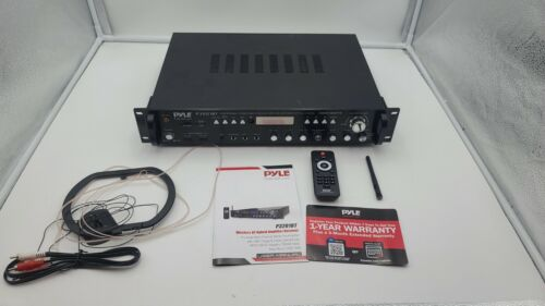 Pyle P3201BT Bluetooth Home Theater Amplifier Receiver with wireless BT