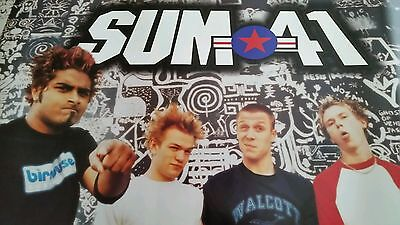 POSTER: Sum-41 (LAST OF STOCK!)