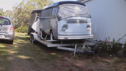 1974 T2 Kombi van partly restored Burleigh Heads Gold Coast South Preview