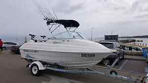 2013 Haines Hunter 495 PROFISH Tullamarine Hume Area Preview