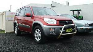 2003 Toyota RAV4 4 Door Cruiser Wagon all-wheel-drive manual Maclean Clarence Valley Preview