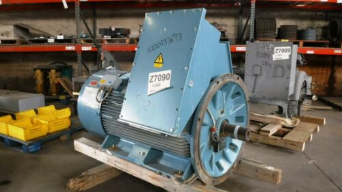 700 HP ABB AC Electric Motor 1800 RPM Fr HXR400LH4 TEFCBB 7200 V New