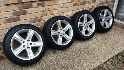 FORD BA XR6 WHEELS Birkdale Redland Area Preview