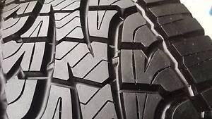 100% TREAD PIRELLI SCORPION 4X4 SUV TYRE P 275/65R17 115T M+S Kallangur Pine Rivers Area Preview