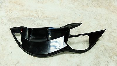 09 Polaris Victory 106 Vision Touring left side cover panel cowl fairing