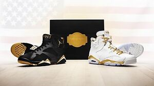 Golden moments Jordan retros