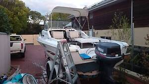 Swift craft Explorer boat 140hp Yamaha Mount Lawley Stirling Area Preview