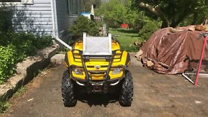 2006 can am outlander 800