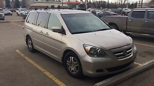 Honda odyssey One owner of the 2005 and I am the second