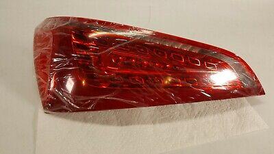 2009-2012 AUDI Q5 TAIL LIGHT DRIVER LEFT SIDE LED LAMP OEM 13 14 15 16 NICE! NEW