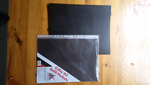 Colby A3 Display Folio w/added Refill pockets Belgrave Yarra Ranges Preview