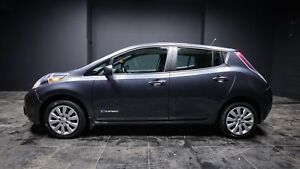 2013 Nissan LEAF S HEATED FRONT AND REAR SEATS! PUSH TO START...