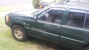 96 jeep grand cherokee limited wrecking Burwood Whitehorse Area Preview