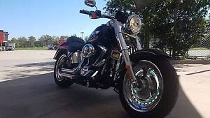2012 Harley Davidson Fatboy (FLSTF) Browns Plains Logan Area Preview