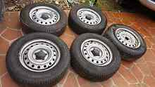 5 set of Toyota Hilux Tyres Forest Lake Brisbane South West Preview