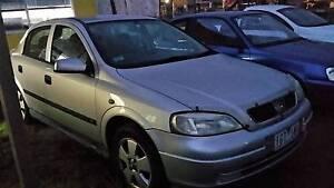 AUTO 2002 Holden Astra Sedan REG 12/17 RWC Dandenong Greater Dandenong Preview