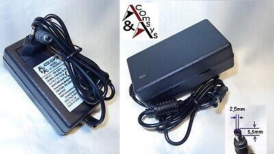 Schaltnetzteil 5V Steckernetzteil Netzteil Trafo Netz Adapter 5,5mm Hohlstecker