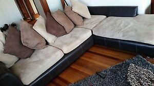 L shaped couch West Ryde Ryde Area Preview