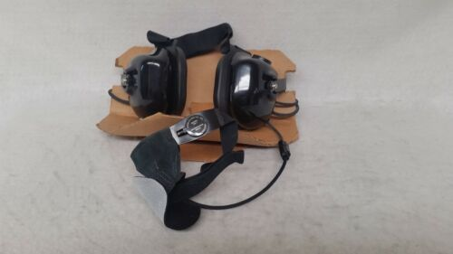 (NEW) Motorola BDN6636C Voice-Activated (VOX) Headset with Throat Microphone