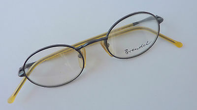 Glasses Glasses Frame Brand: Brendel Color: Black for the Narrow (Frames For Round Faces)