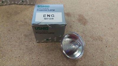 Ushio 300w 120v Halogen Projector Lamp Bulb