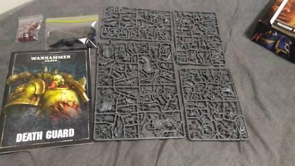 Death Guard Dark imperium new Warhammer 40k