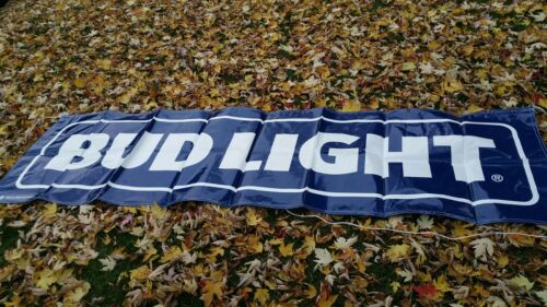 bud light banner and detroit red wings pennants..free shipping