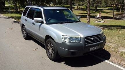 2006 Subaru Forester 79V XS Luxury Wagon 5dr Man 5sp Surry Hills Inner Sydney Preview
