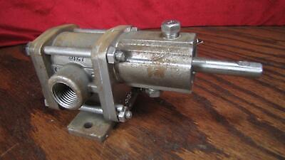 Oberdorfer Pump Hjf R10416cc X1 Chemsteel Stainless Steel