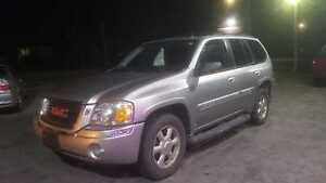 2005 Gmc ENVOY SLT 4x4 LOADED! CERTIFIED ETESTED ONLY $3499+taxe