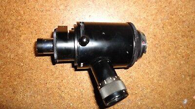 Leitz Wetzlar Camera Microscope Adapter W Viewer