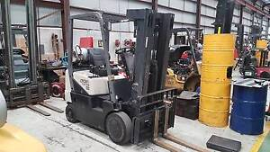 2t Crown compact container mast forklift Welshpool Canning Area Preview