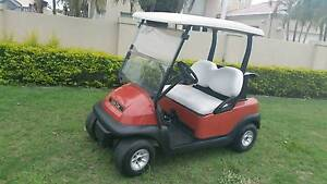 CLUB CAR GOLF BUGGY PRECEDENT ELECTRIC CART GREAT VALUE Helensvale Gold Coast North Preview