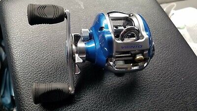 Loki DC1200 Large Bait Caster 6:3.1 baitcasting fishing reel Big Game Inshore