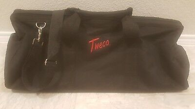 Tweco Welders Carrying Bag Welding Accessories Bag Thermadyne - Rare