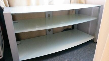 Freedom glass television cabinet Scoresby Knox Area Preview