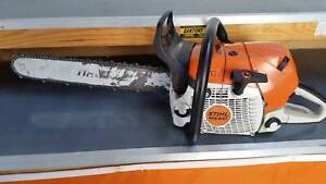PRE OWNED MS441 STIHL CHAINSAW Bendigo Bendigo City Preview