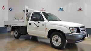 2003 Toyota Hilux Ute North St Marys Penrith Area Preview