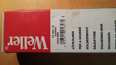 Weller Fe-50m Tcp-fe 50 Watts 24v Fume Extraction Soldering Iron