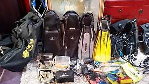 SCUBA GEAR COMPLETE - 2 sets ONE GONE - BE QUICK !! Bexley Rockdale Area Preview