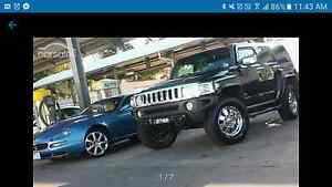 Hummer H3 for sale, swap or trade 4x4 Brunswick Moreland Area Preview