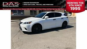 2014 Lexus CT 200h Hybrid Premium LEATHER/REAR CAMERA
