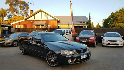 2007 Ford Falcon Xr6 Craig Lowndes Fpv Upgrade Ute