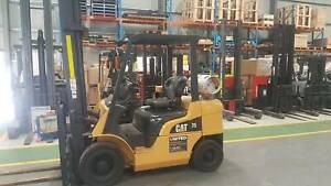 2.5T CATERPILLAR FORKLIFT!! Welshpool Canning Area Preview